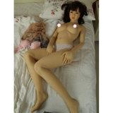 Jouet de sexe pour les hommes avec la poupée de sexe d'amour de silicones diplôméee par ce
