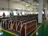 Guitarra acústica Aço-Amarrada de madeira examinada BSCI acústica da fábrica da guitarra