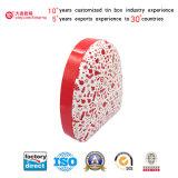 Neuer Art-Offsetdrucken-Metallzinn-Kasten für Nahrung/Geschenk (T002-V4)