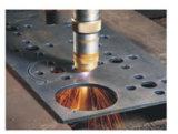 CNC Scherpe Machine voor het Gas die van het Metaal CNC de Werkende Snijder van het Metaal van het Gas snijden
