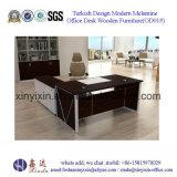 광저우 금속 다리 (M2615#)를 가진 나무로 되는 가구 관리 사무소 테이블