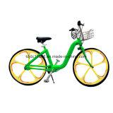 Système de vélo de pneu coloré/bicyclette de partage bon marché de la Chine
