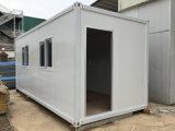 Дом контейнера новой технологии быстрая собирая Intermodal