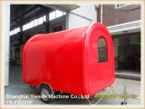 Ys-Fb200f Yiesonは中国の食糧トレーラーに販売のための移動式レストランをした