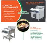 Cuisinière 4 feux fourneau de cuisson pour cuisine professionnelle