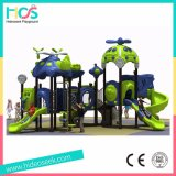 Напольная пластмасса сползает спортивную площадку оборудования малышей (HS04401)