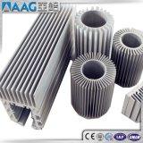 알루미늄 알루미늄 밀어남 단면도 방열기