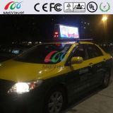 Het Hoogste LEIDENE van de taxi Teken van de Vertoning voor Openlucht Reclame