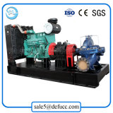 Pompes diesel d'irrigation d'agriculture d'aspiration centrifuge d'engine de refroidisseur d'eau