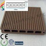 Duurzame Gerecycleerde Houten Plastic Samengestelde Decking/Waterproof WPC Decking