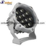 IP65 LED 18W luz al aire libre en la protección IP65
