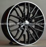 Legierungs-Räder der Qualitäts-F80344/Legierungs-Auto für Audi Räder