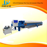 Filtropressa automatica del malto di controllo del PLC fatta in Cina