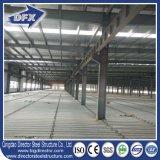 Tettoia veloce del magazzino prefabbricata la Cina della struttura d'acciaio della costruzione