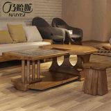 Le tableau de meubles en bois rond larmes CH-618
