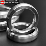 Tipo junta del anillo del octágono del acero inoxidable 304 de API-6A
