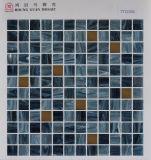 壁のタイル23*23mmのためのガラスモザイク