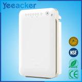 Purificador del aire del uso del espacio del aire del sitio pequeño del ambientador iónico del purificador