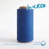 Filato di lavoro a maglia riciclato cardato del calzino del cotone dell'estremità aperta di buona qualità di fabbricazione del filato