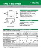 Smbj5.0A de Diode van TVs voor Slimme Meter