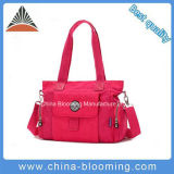 卸し売り方法女性のハンドバッグの防水ナイロンショルダー・バッグ