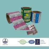 Película compuesta certificada ISO para la aleación 1235-O del empaquetado farmacéutico