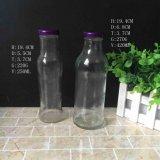Fles de van uitstekende kwaliteit van de Drank van het Vruchtesap van het Glas 250ml 400ml