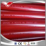 Tubulação padrão do incêndio do material ASTM A795 da tubulação da luta contra o incêndio