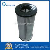 O filtro do cilindro preto para aspirador de pó doméstico