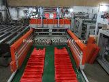 Cuatro Auto-Line de la camiseta llena de la máquina de fabricación de bolsas