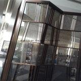 Hauptmöbel-faltende Bildschirm-dekorative Edelstahl-Raum-Teiler-Partition