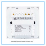 3-troep WiFi/Bluetooth Slimme APP van de Telefoon Aanraking Gevoelige Schakelaar