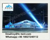 30m x 15mカスタマイズされた屋外機能ケイタリングのテントの結婚式の玄関ひさしのテント