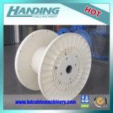 Пластичный вьюрок катушкы и пластмассы для производственной линии провода