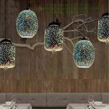 indicatori luminosi Pendant della decorazione del ristorante dell'indicatore luminoso di inizio 3D (GD-H632-1)