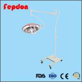 Lámpara quirúrgica de la reflexión entera principal doble con el monitor de la TV