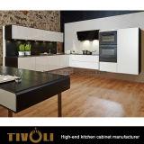 台所プロジェクトのための安く白い食器棚は受諾可能なTivo-0293hをカスタム設計する