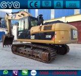 Gatto usato 324D dell'escavatore del trattore a cingoli da vendere