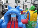 Spaß-aufblasbare Kinder Funcity, aufblasbarer Tierspielplatz