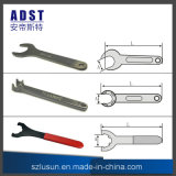 Alta durabilidade Er11-a Spanner for CNC Tool Holder