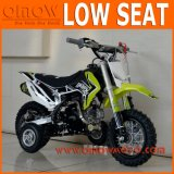 Nuevo tamaño mini moto 50cc para niños