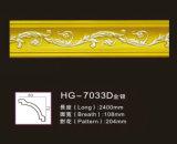 Unità di elaborazione di colore che intaglia il modanatura del cornicione della gomma piuma