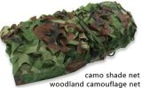 I colori di Mutilple del taglio del foglio hanno rinforzato il reticolato del camuffamento dei militari