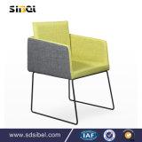 Sitzsofa der Gewebe-hölzernes Möbel-3 für Wohnzimmer Volex