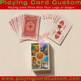 게임 카드를 사용하는 선전용