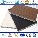 Panneaux en aluminium Honeycomb en aluminium HPL de haute qualité pour matériaux de construction