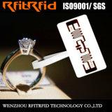 宝石類のためのUHF受動のプログラム可能なRFIDの札