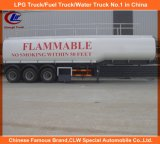 30000liters Oil Tank Diesel Petrol Trailer card Jet Fuel Tanker Trailer card