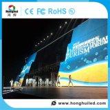 Afficheur LED d'intérieur de mur visuel de l'intense luminosité P3 DEL pour l'hôtel