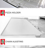 Commercial 18 pouces Pizza Electric Conveyor Pizza Four